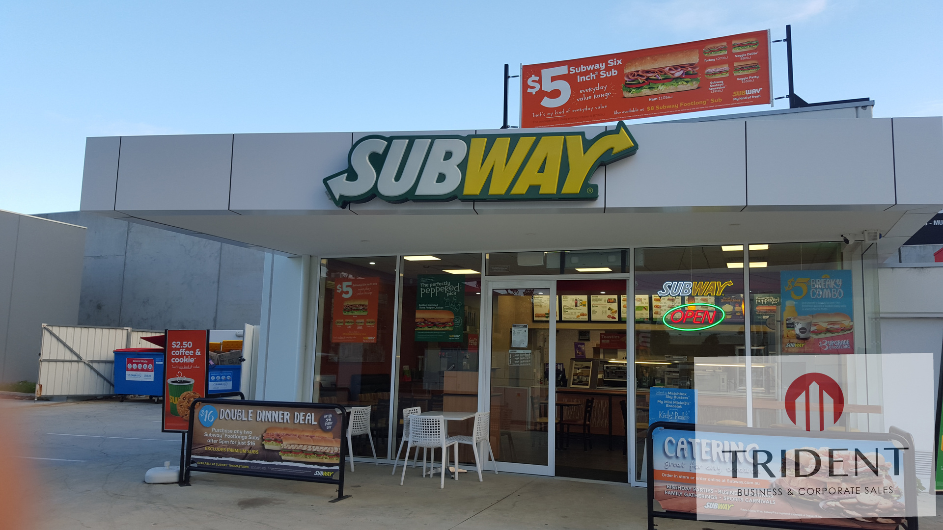 Northern Suburbs Subway Franchise for Sale Thomastown Melbourne