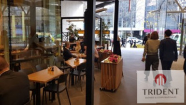 Full Managed Cafe for Sale Melbourne CBD