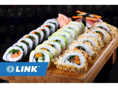 Sushi Takeaway Restaurant for Sale Gold Coast