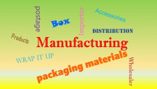 Packaging Materials Manufacturing  Business  for Sale