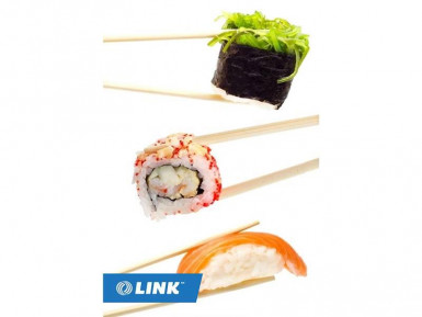 Japanese Sushi Takeaway  Business  for Sale