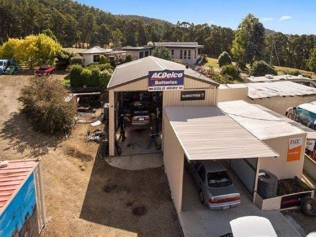 Mechanical Workshop Business for Sale Geeveston TAS