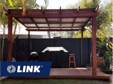 Builders of Decks and Patios Business for Sale Brisbane