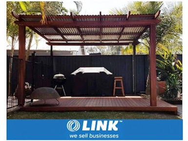 Builders of Decks and Patios  Business  for Sale