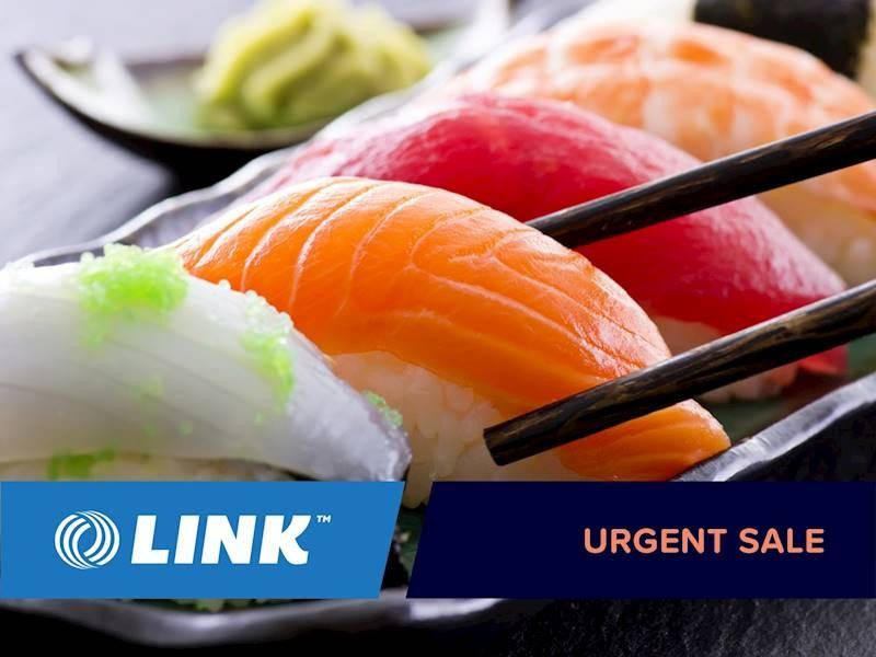 Sushi Restaurant for Sale Brisbane