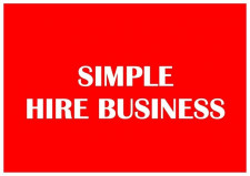 Hire  Business  for Sale