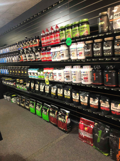 Fitness Supplement  Business  for Sale
