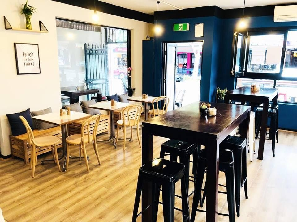 Trendy Cafe for Sale New Farm Brisbane