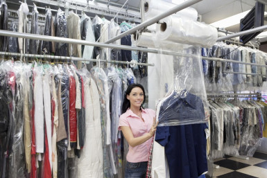 Dry Cleaners  Business  for Sale
