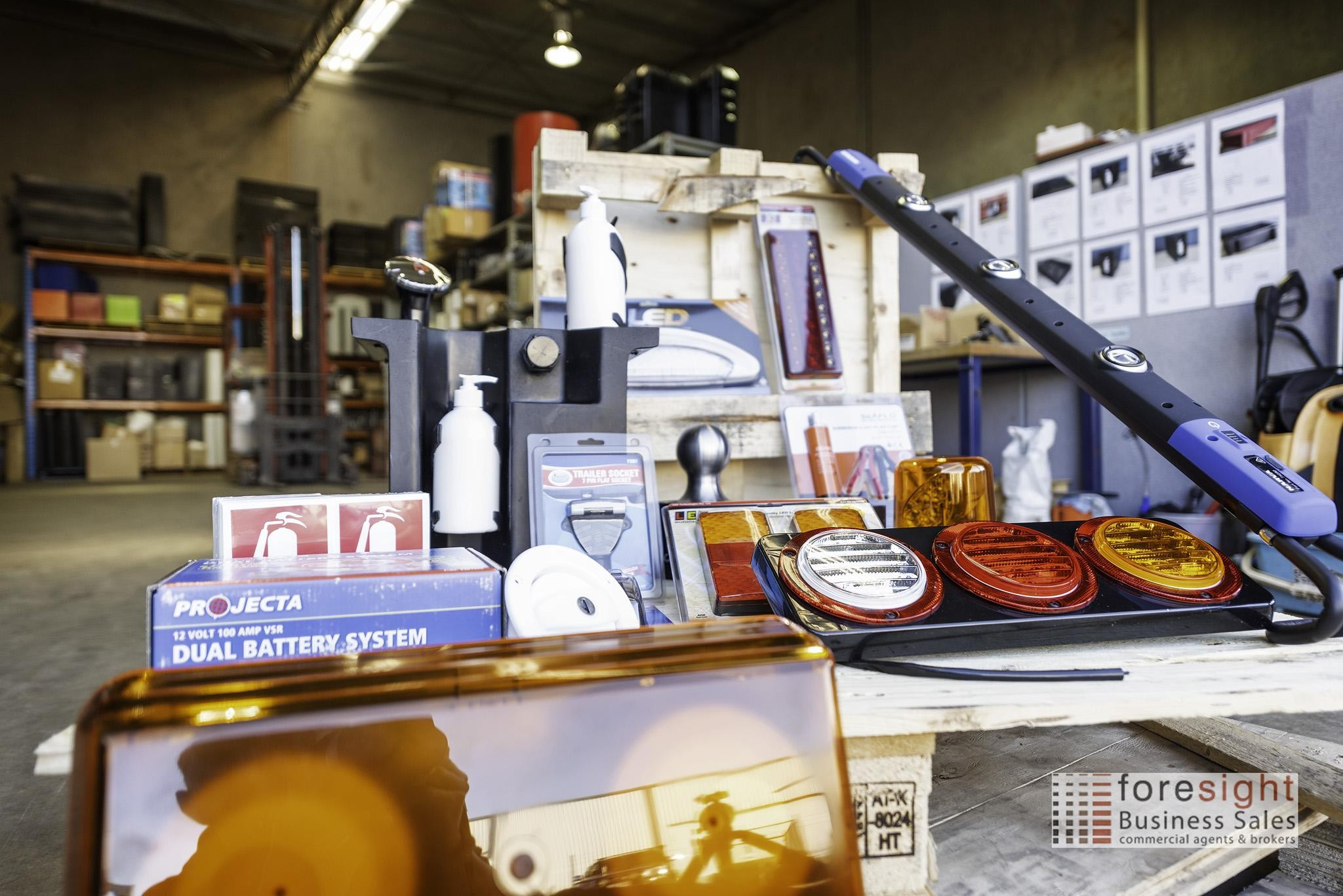 Wholesale Auto Parts Business for Sale Toowoomba QLD