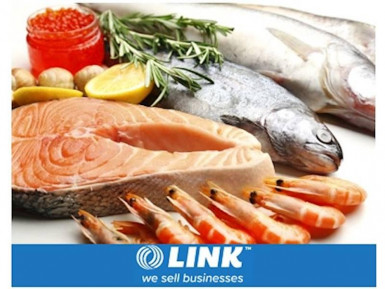Seafood Products and Brokerage  Business  for Sale
