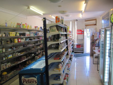 Corner Convenience Shop  Business  for Sale