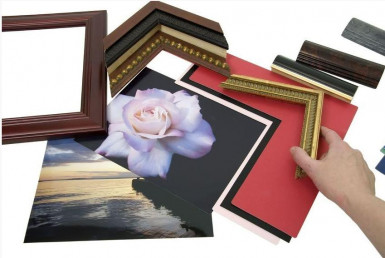 Custom Picture Framing  Business  for Sale