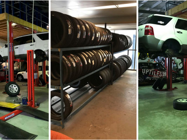 Mechanic and Tyre Power Business for Sale Brisbane North
