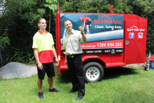 Gutter-Vac  Business  for Sale