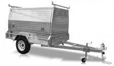 Trailer Manufacturing  Business  for Sale