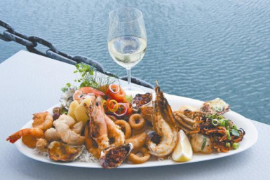Seafood Restaurant & Cafe  Business  for Sale