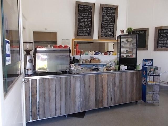 Licensed Rhubaba Cafe and Takeaway Business for Sale Scottsdale TAS