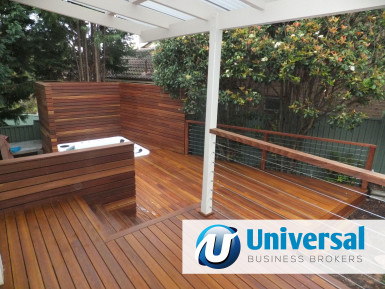 Building and Decking Supply Business for Sale Sydney