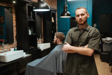 Long Established Barbers  Business  for Sale