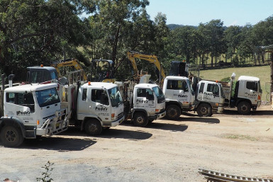 Earth Moving and Excavation  Business  for Sale