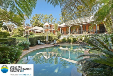 Stunning Bed & Breakfast Business for Sale Montville QLD