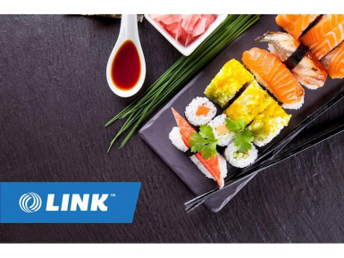 6 Day Sushi Takeaway Business for Sale Brisbane