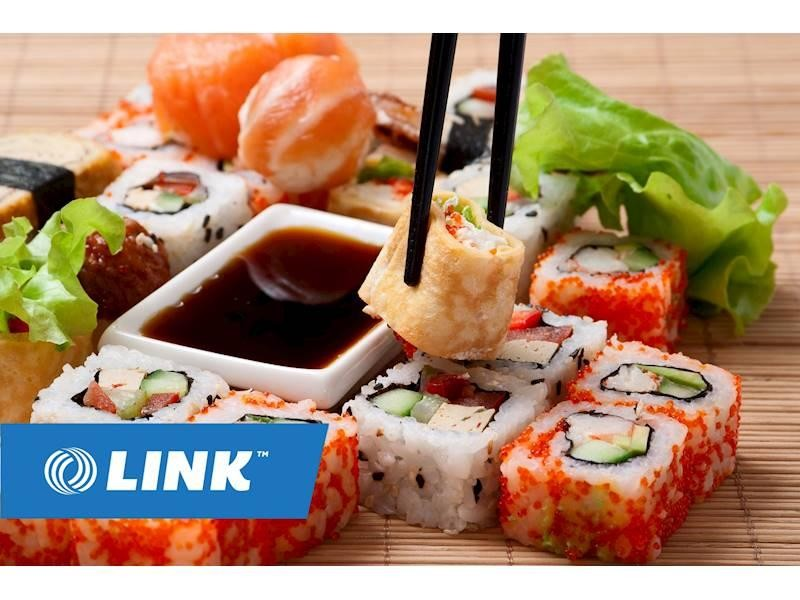 Sushi Train Japanese Restaurant for Sale Brisbane