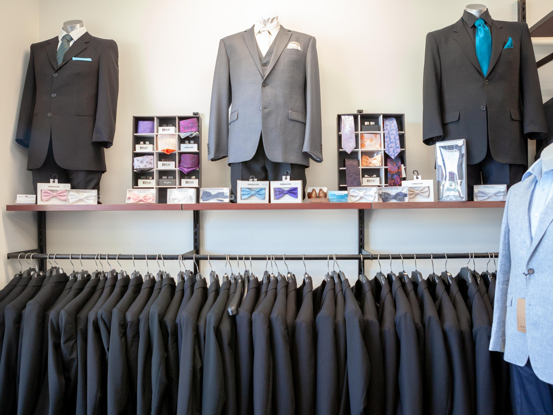 Suit Hire and Sales Business for Sale Mandurah Western Australia