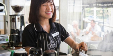 Cafe 63 Franchise for Sale Southport QLD