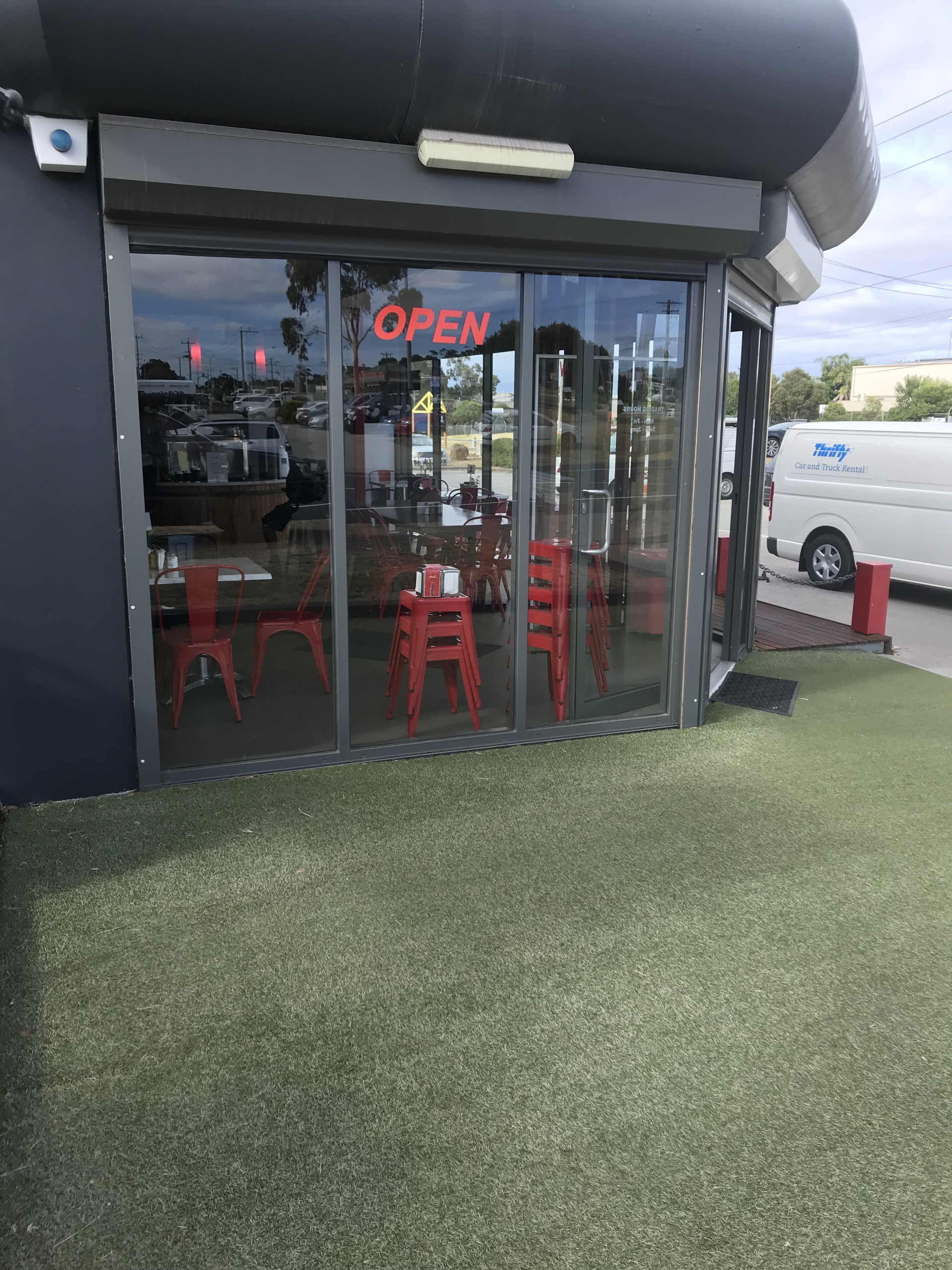 Industrial Cafe for Sale Melbourne