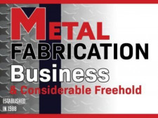Metal Fabrication  Business  for Sale