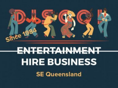 Entertainment Hire  Business  for Sale