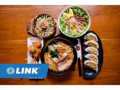 Japanese Asian Sushi Restaurant  Business  for Sale