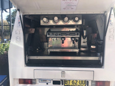 Mobile Coffee Truck  Business  for Sale