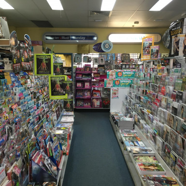 Newsagency  Business  for Sale