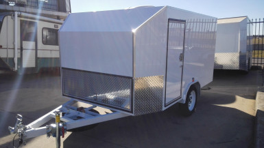 Trailer Manufacturing and Parts Distribution  Business  for Sale