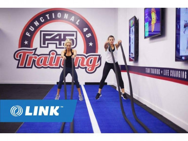 Fitness F45 Studio  Business  for Sale