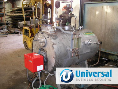 Mobile Boiler Supply and Servicing  Business  for Sale