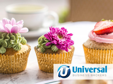 Cake Shop and Cafe  Business  for Sale