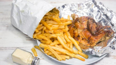 Chicken Takeaway  Business  for Sale
