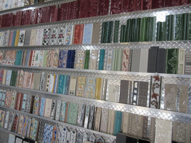Tiling Showroom and Warehouse  Business  for Sale
