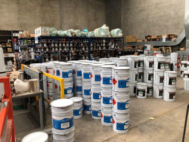 Paint Manufacturing  Business  for Sale