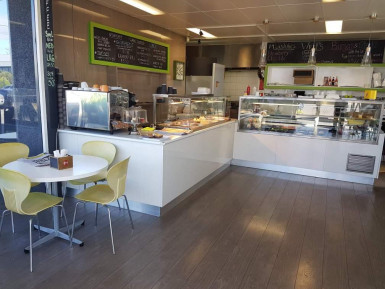 Industrial Takeaway  Business  for Sale
