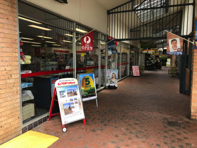Licensed Post Office and Lotto Agency  Business  for Sale