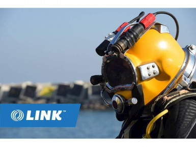Commercial Diving Business for Sale Brisbane