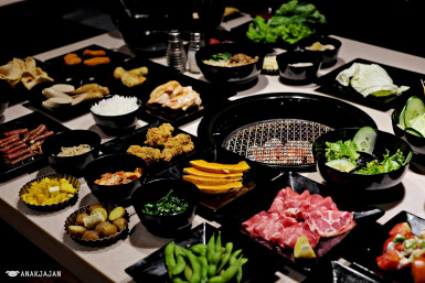 Japanese BBQ Restaurant  Business  for Sale