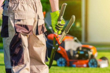 Domestic Garden Maintenance  Business  for Sale