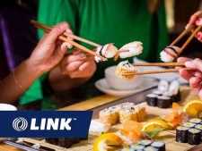 Japanese Sushi Restaurant and Bar Business for Sale Brisbane