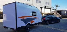Innovative Caravan Manufacturing Business for Sale Gold Coast